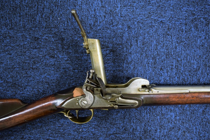 Photographs: Durs Egg Breech-Loading Carbine