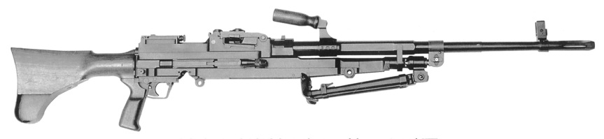 Belt fed Bren 1