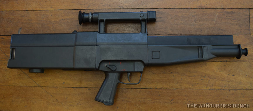 Photos: Heckler & Koch G11 ACR
