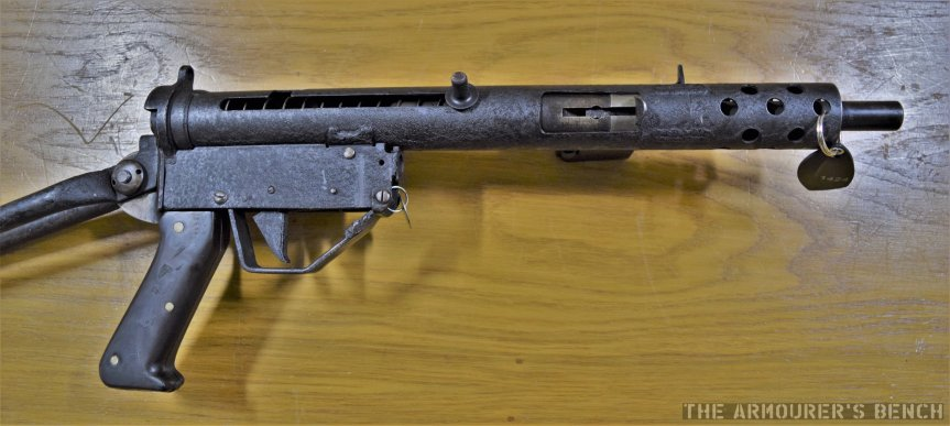 Hybrid Sten – The Armourers Bench
