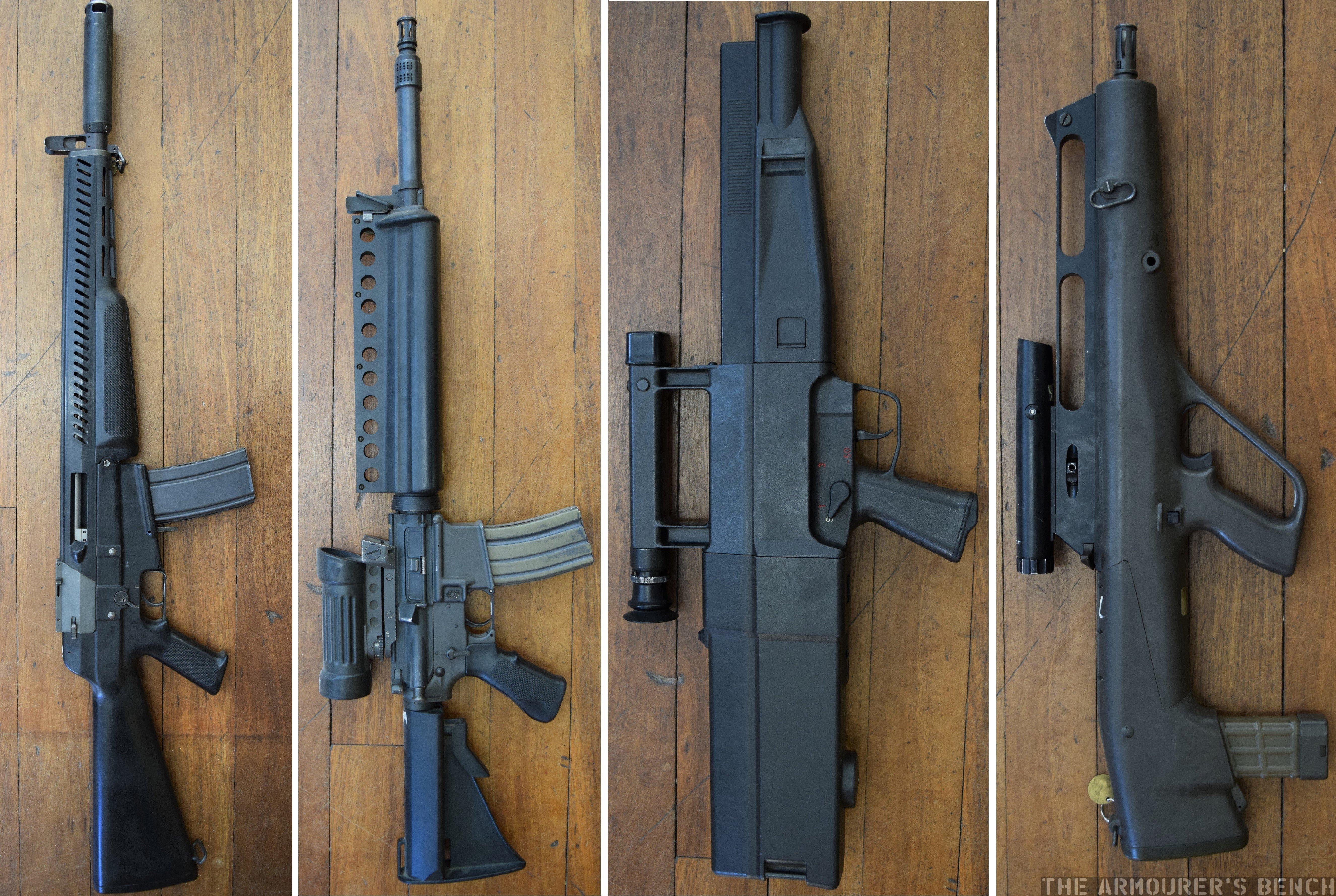 4 ACR program Rifle (Matthew Moss)