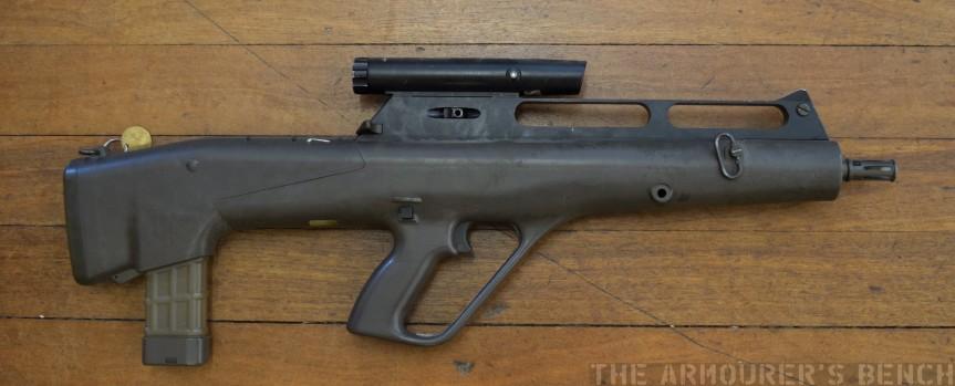 Steyr ACR Rifle