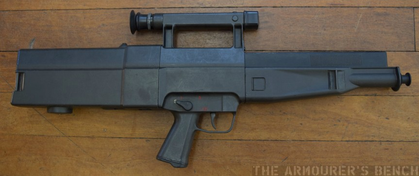 Heckler & Koch's G11K2, ACR entry