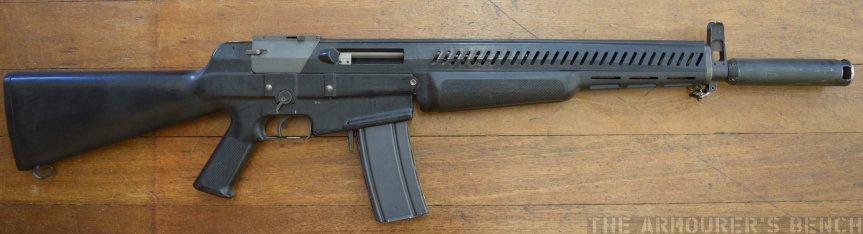 AAI Corp ACR rifle