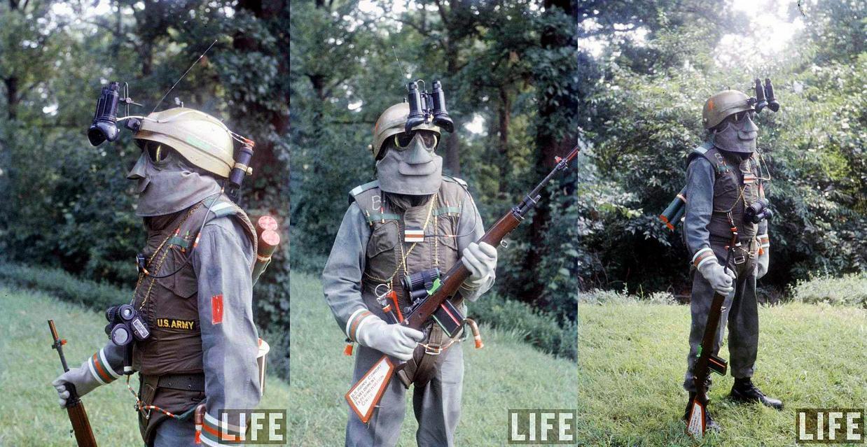 US Army Future Sldier 1959
