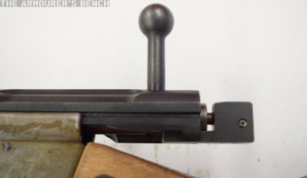 VG45K replica bolt #5 (Matthew Moss)
