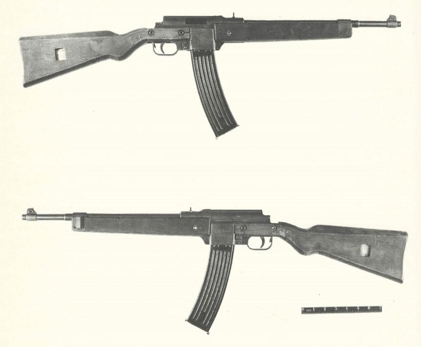 Original Ermawerke Carbine