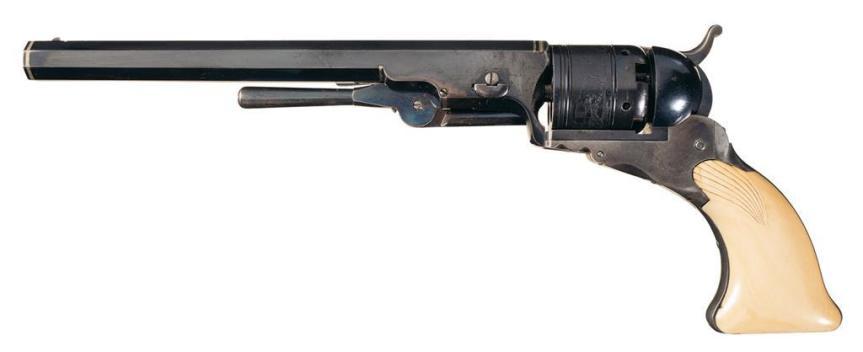 Colt Paterson with lever - RIA