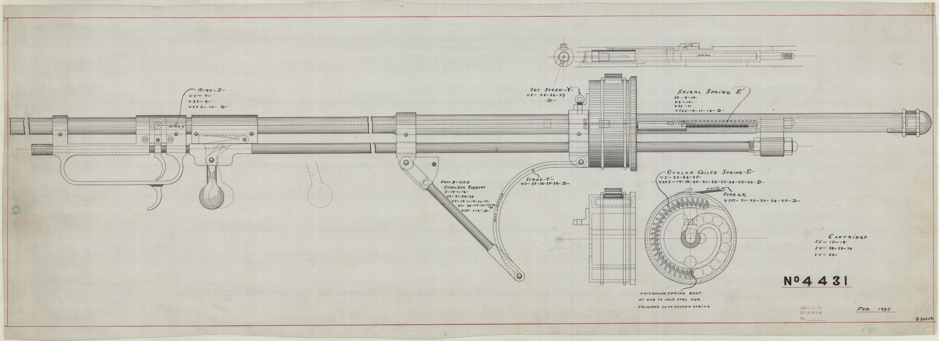 Winchester Curits drawing