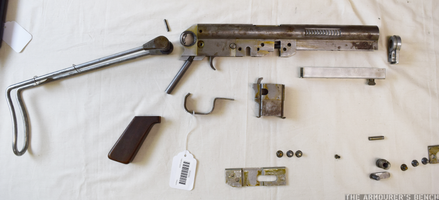 N2 prototype disassembled