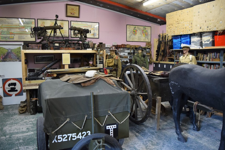 Vickers Machine Gun Collection (Matthew Moss)