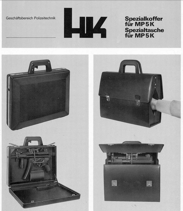 HK Briefcase and Satchel