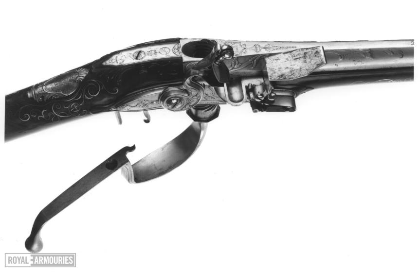 The Ferguson Rifle – The Armourers Bench