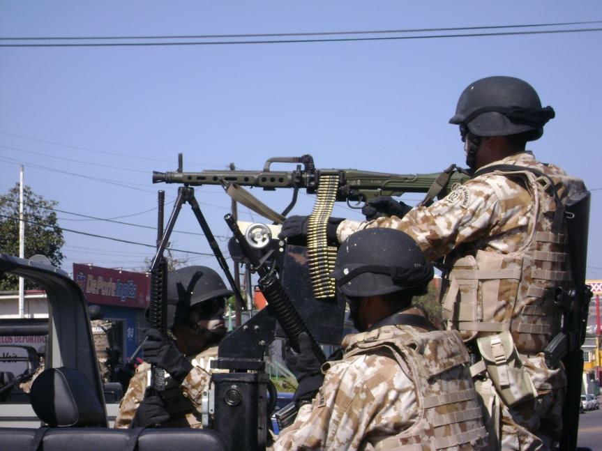 Mexican Army Ameli