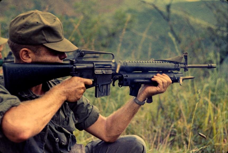XM148 in vietnam