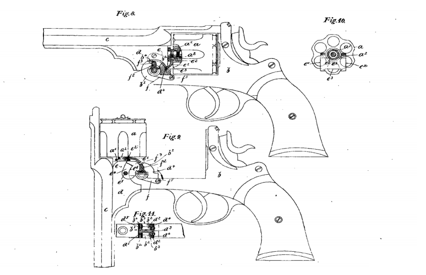 latch patent