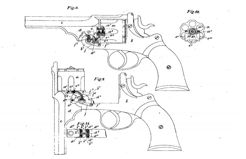 latch patent