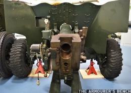 Rear of gun (Matthew Moss)