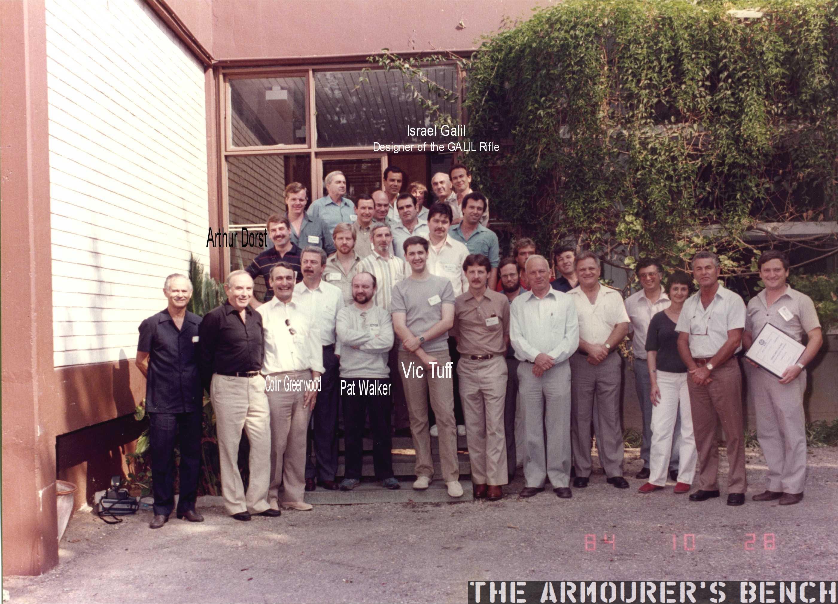 IMI Armourers Course