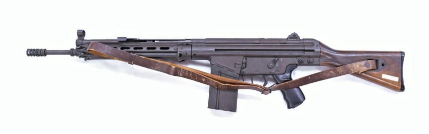 Rheinmetall G3 – The Armourers Bench