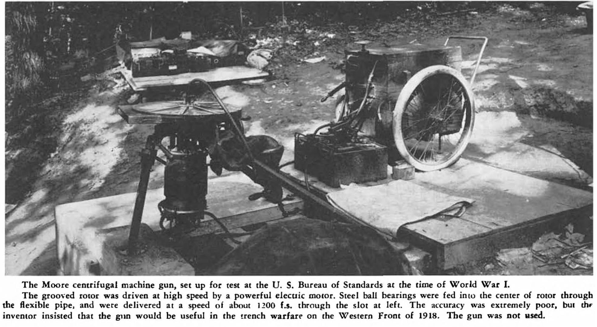 Moore Centrifugal Machine Gun from hatcher's