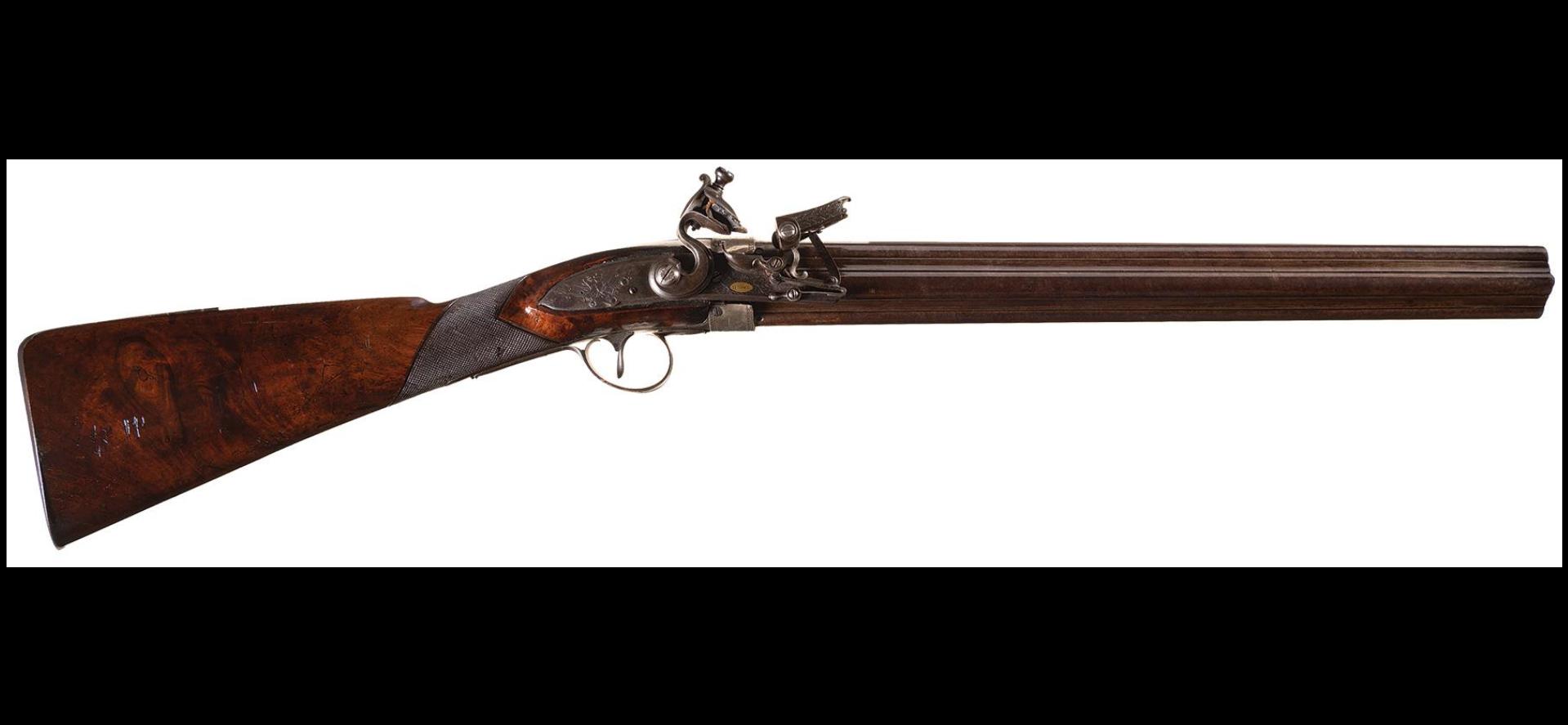 Revolving Nock Carbine