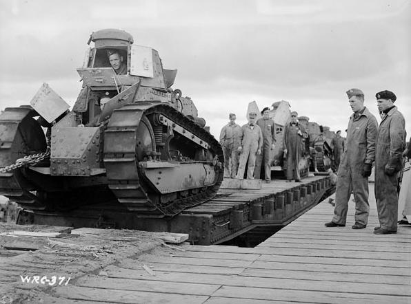 M1917s arrive in canada